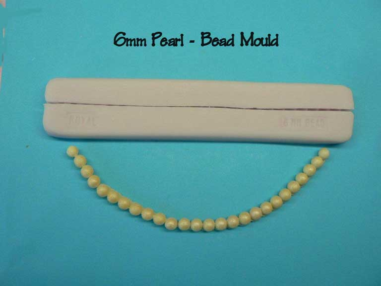 Pearl - Bead Mould 6mm