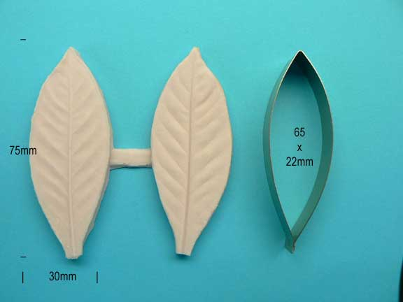 Gardenia - Multipurpose leaf and cutter set