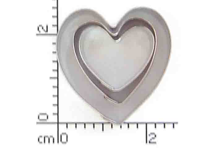 Heart Cutters - Set of 3