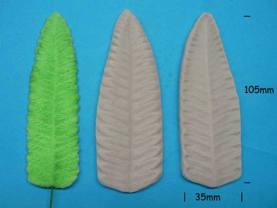 Fern Leaf veiner 105mm