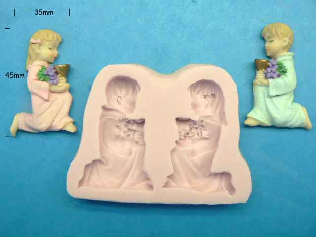 Silicon Rubber Communion Children