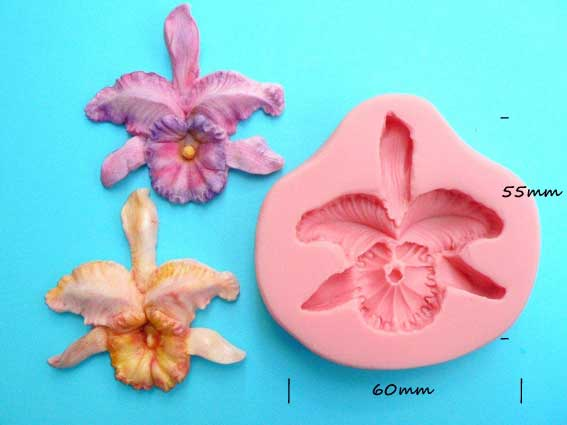 Orchid Mould 55 x 60mm