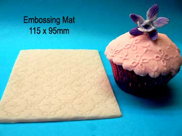 Embossing Mat - Lace