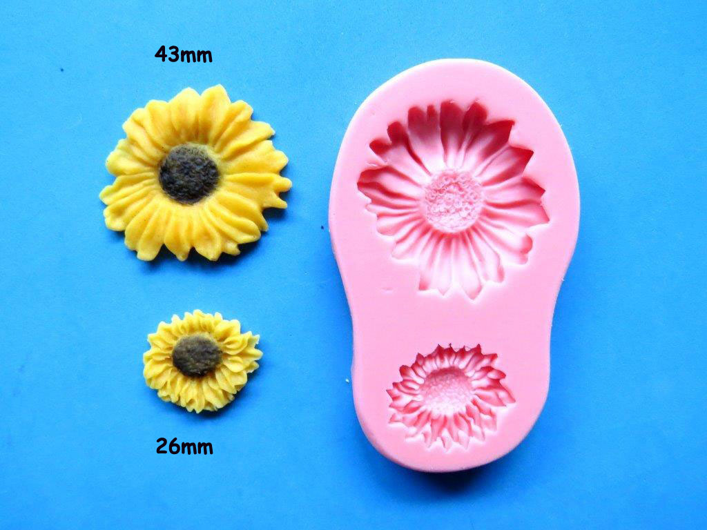 Sunflower Gerbera Mould