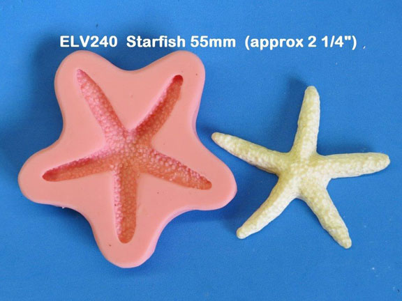Starfish med. - 55mm