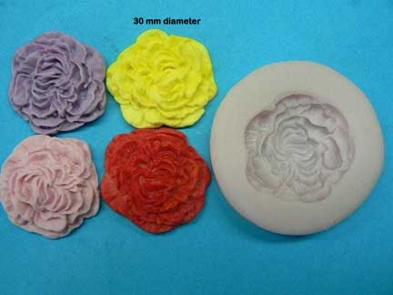 Carnation Mould ( 30mm)