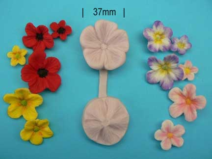 Sculptured Blossom Veiner/Mould