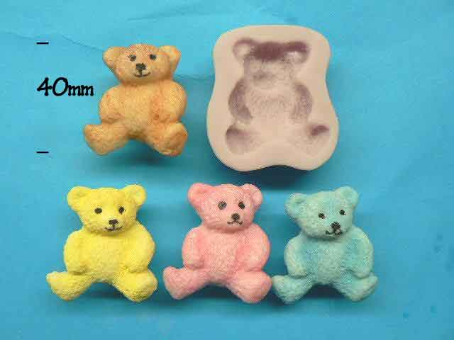 Teddy Bear( 40mm High)