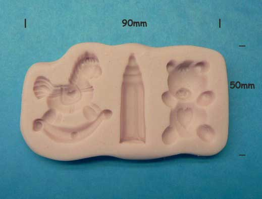 Babies Toys Silicon Mould