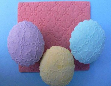 Silicon Embossing mats/kits