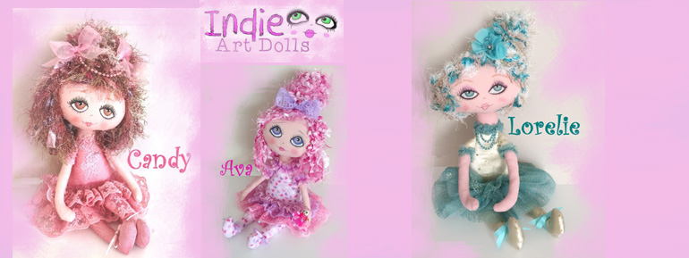 Indie Art Dolls