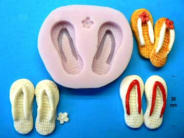 Thongs, flip flops ,sandals mould