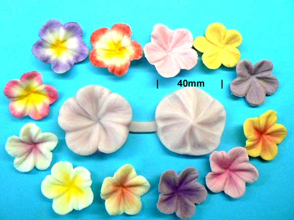 Blossom Mould 40mm